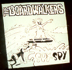 GRAPHIC IMAGE 'Boardwalkers T-Shirt logo'