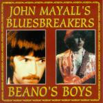GRAPHIC IMAGE 'John Mayall's Bluesbreakers - Beano's Boys cover'