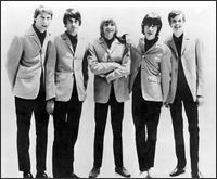 Yardbirds - band photo