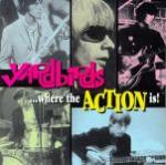 GRAPHIC IMAGE 'Where The Action Is - album cover'